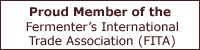 Proud Member of the Fermenter's International Trade Association
