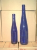 Stretch Hock Cobalt Blue Wine Bottles 750ml