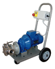 Zambelli T-40 Flexible Impeller Pump with Variable Drive
