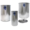 Variable Capacity, Flat Bottom Tanks (Toscana) 100 to 1,000 Liter