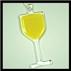 Ornament (Glass) - Glass of White Wine