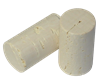 Wine Corks - Natural Grade 1, #9 x 1.75