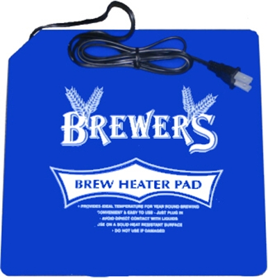 Brewers and Wine Making Heat Pad