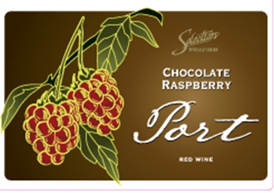 Selection Speciale Series Ltd - Chocolate Raspberry Port