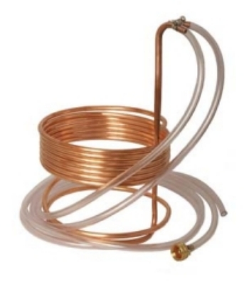 Wort Chiller 25 Foot x 3/8 Inch