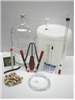 Basic / Starter Wine Making Equipment Kit - Glass, w/Auto-Siphon