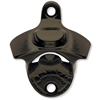 Bottle Opener - Wall Mount (Bottle Cap Black)