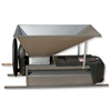 Grifo Grape Crusher Destemmer - Manual with Stainless Finish