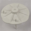 Enolmatic Replacement Vacuum Vessel Lid (NO FLOAT)
