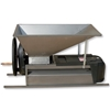 Grape Crusher Destemmer - Manual with Stainless Finish