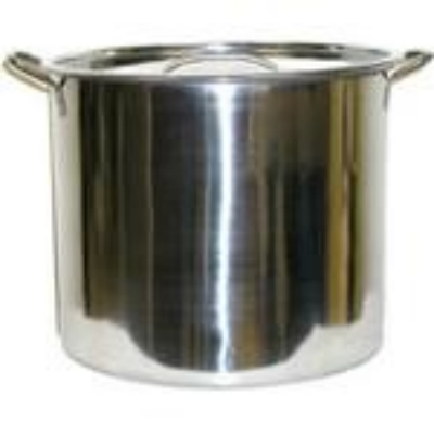 Brew Pot With Lid 20 Quart Stainless Steel