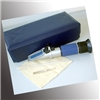 Refractometer - 0-32 Brix, 0-18% Alcohol with ATC (Made in France)