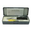 Refractometer - 0-40 Brix, 0-25% Alcohol with ATC