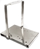 Stainless Steel Plate & Handle<br>For Tellarini Pumps