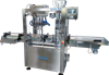 Vi500-V Gravity Filler & Screw Capper