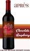 Apres Chocolate Raspberry Dessert Wine Ltd Release