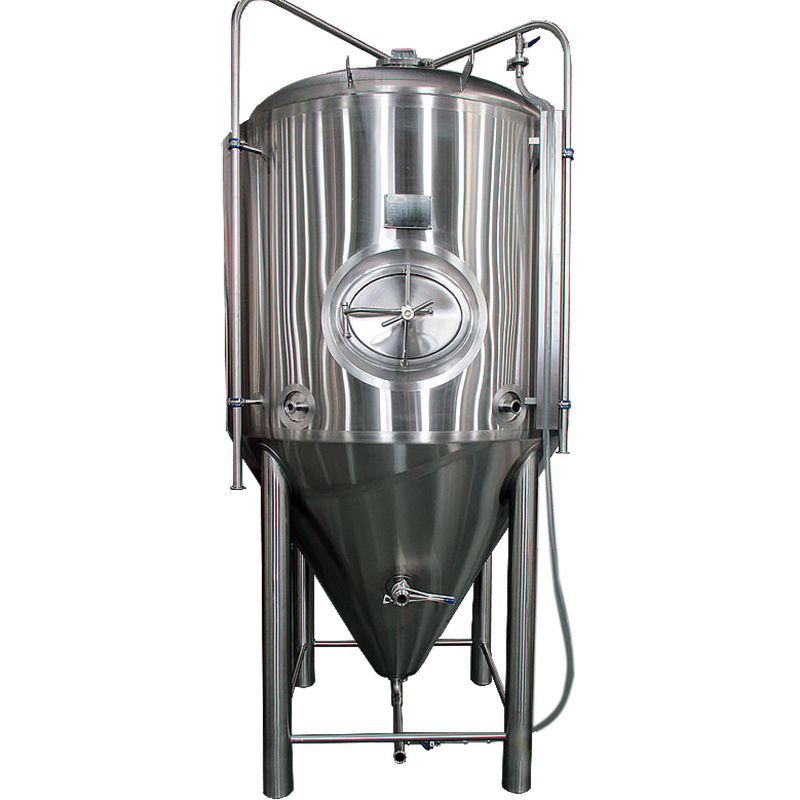 Conical Fermenter Unitank with Jacket