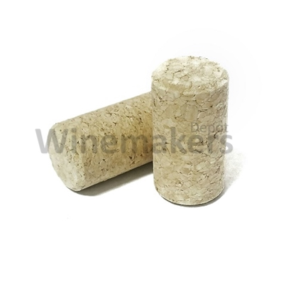 Wine Corks - Agglomerated & Colmated, #9 x 1.75