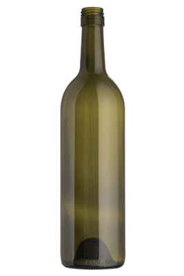 Bordeaux Antique Green Wine Bottles Ropp 90 Cases 1 Pallet