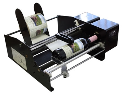 Bottle-Matic Semi-Automatic Bottle Labeler