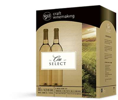 Cru Select Chardonnay AUSTRALIA Wine Kit