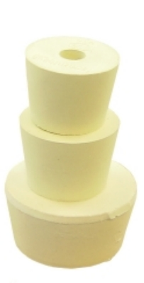 Stopper Rubber 6 Drilled