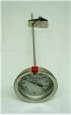 Thermometer - Dial with 12 Inch Probe